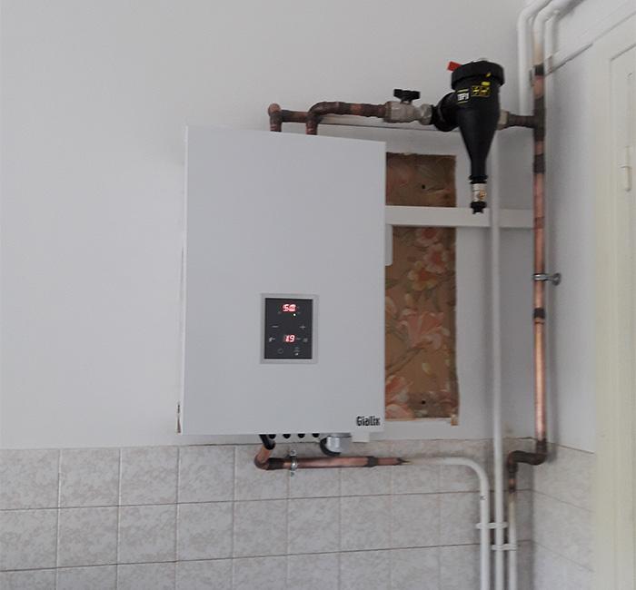 Csp Eco Confort, entreprise spécialisée en chauffage, met au service des particuliers son savoir-faire dans l'installation de tout type de chaudière, en bois, au fuel, au gaz ou encore électrique